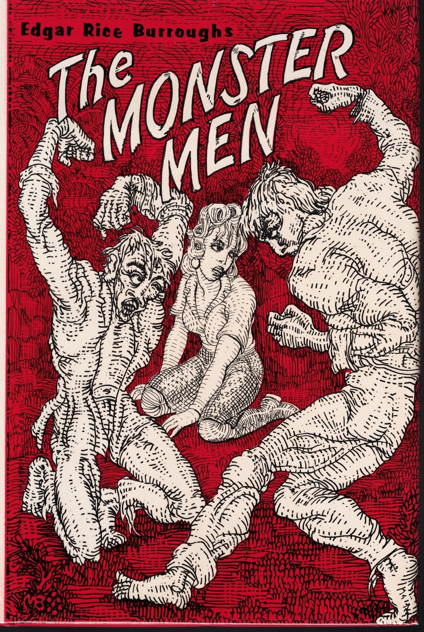 Image for The Monster Men
