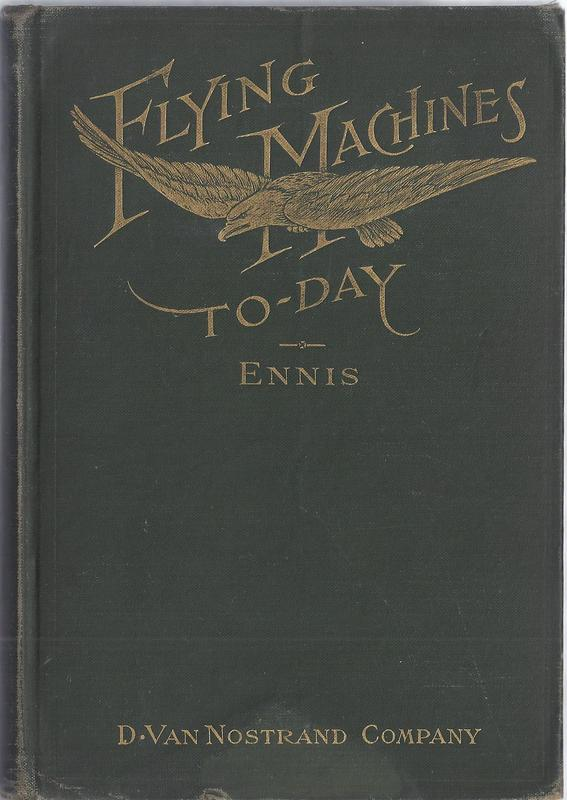 Image for Flying Machines Today