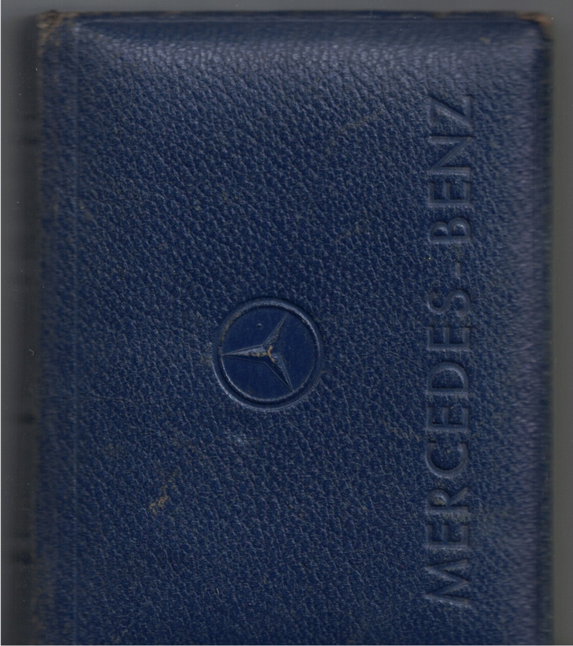 Image for Mercedes-Benz [Diary / Journal for 1940]