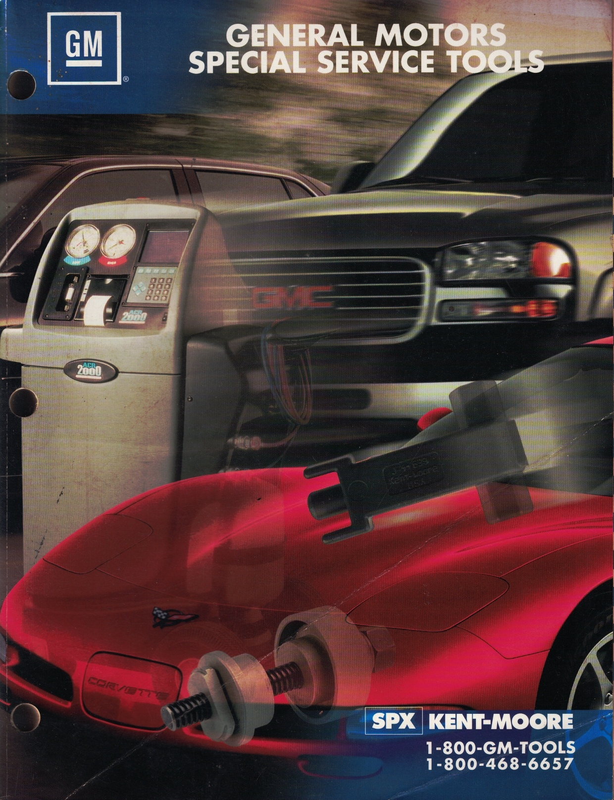 Image for SPX Kent-Moore General Motors (GM) Special Service Tools [Catalog]