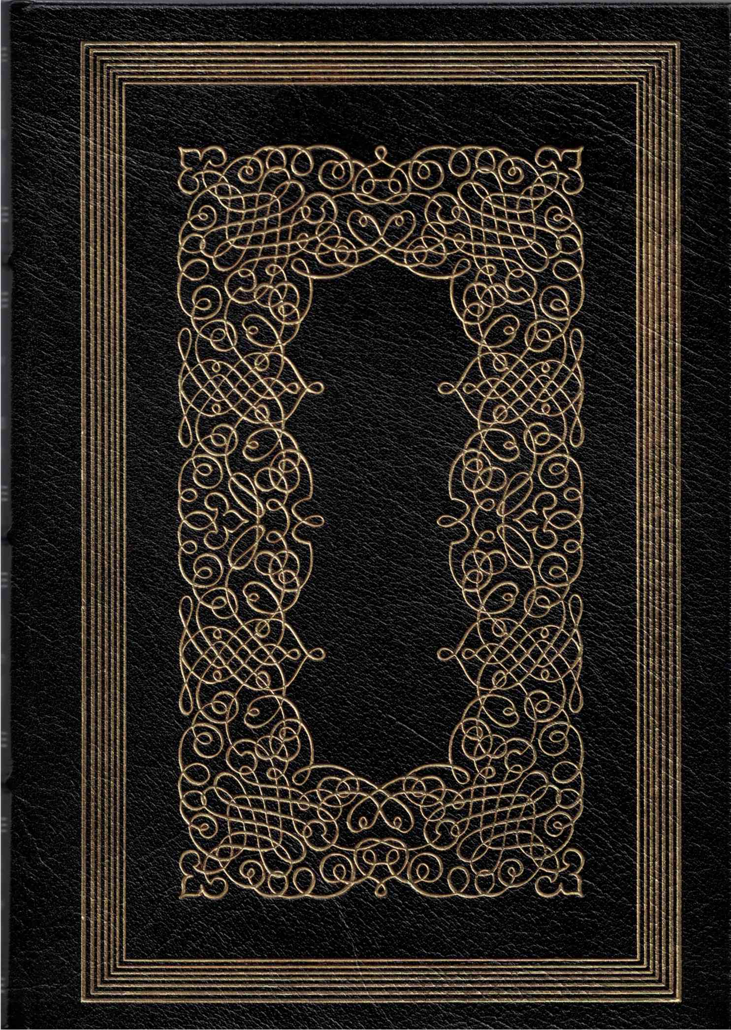 Image for The Literary Works of Abraham Lincoln [Black Leather]